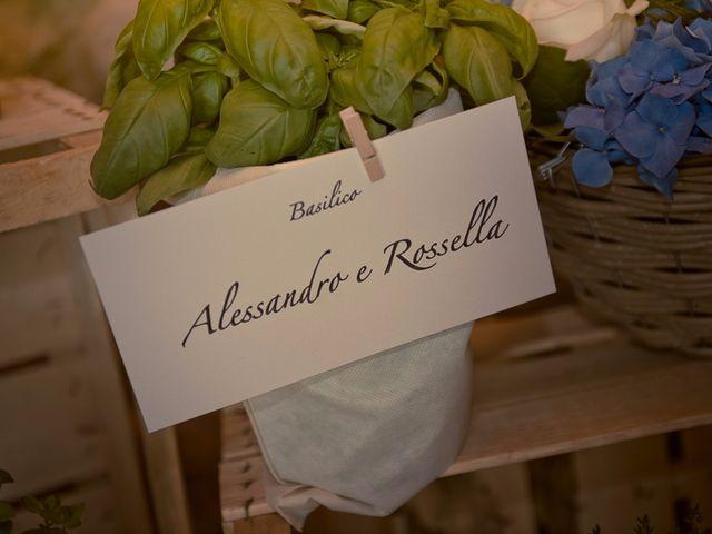 Il matrimonio di Alessandro e Rossella a Mantova, Mantova 136