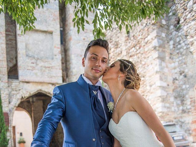 Il matrimonio di Alessandro e Rossella a Mantova, Mantova 140