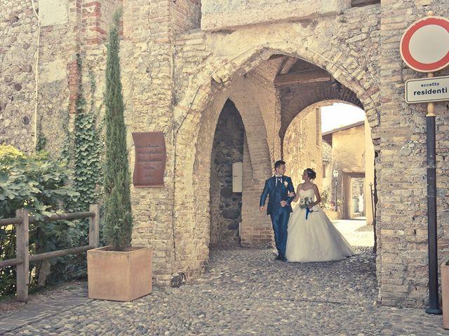 Il matrimonio di Alessandro e Rossella a Mantova, Mantova 164