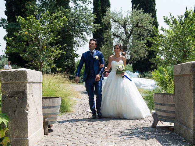 Il matrimonio di Alessandro e Rossella a Mantova, Mantova 175