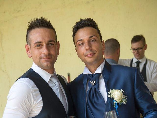 Il matrimonio di Alessandro e Rossella a Mantova, Mantova 180