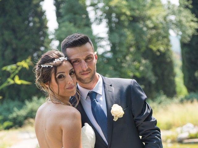 Il matrimonio di Alessandro e Rossella a Mantova, Mantova 181