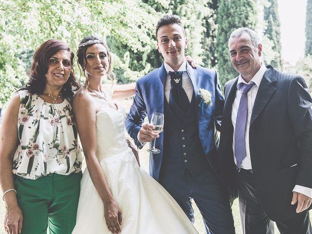 Il matrimonio di Alessandro e Rossella a Mantova, Mantova 190