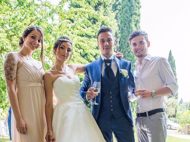 Il matrimonio di Alessandro e Rossella a Mantova, Mantova 192
