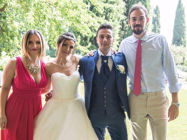 Il matrimonio di Alessandro e Rossella a Mantova, Mantova 195