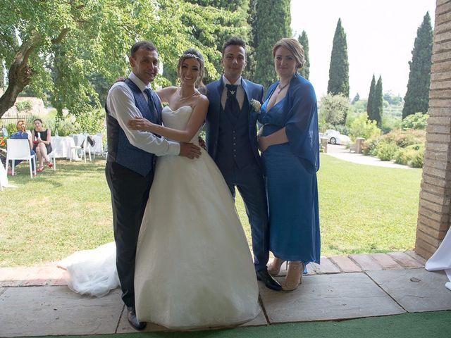 Il matrimonio di Alessandro e Rossella a Mantova, Mantova 201