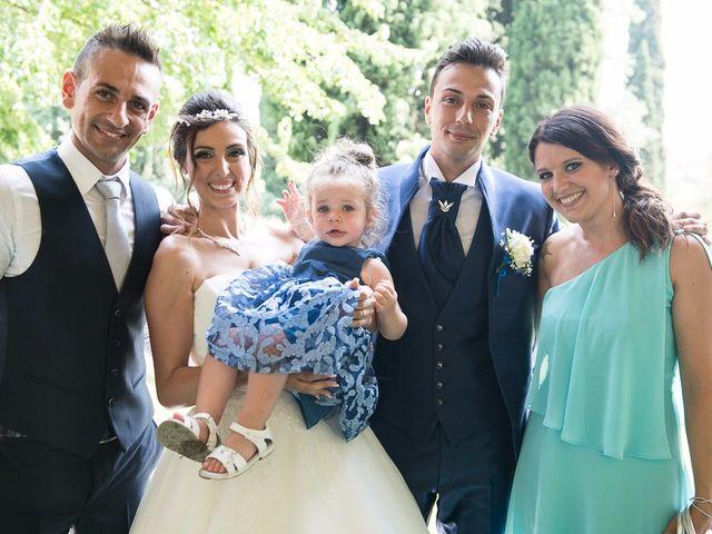 Il matrimonio di Alessandro e Rossella a Mantova, Mantova 202