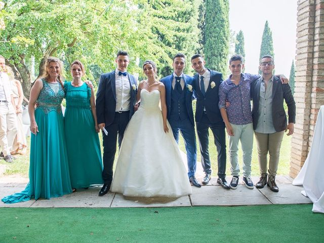 Il matrimonio di Alessandro e Rossella a Mantova, Mantova 204