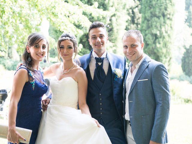 Il matrimonio di Alessandro e Rossella a Mantova, Mantova 205
