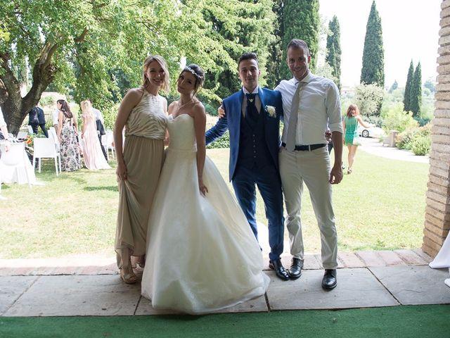 Il matrimonio di Alessandro e Rossella a Mantova, Mantova 206