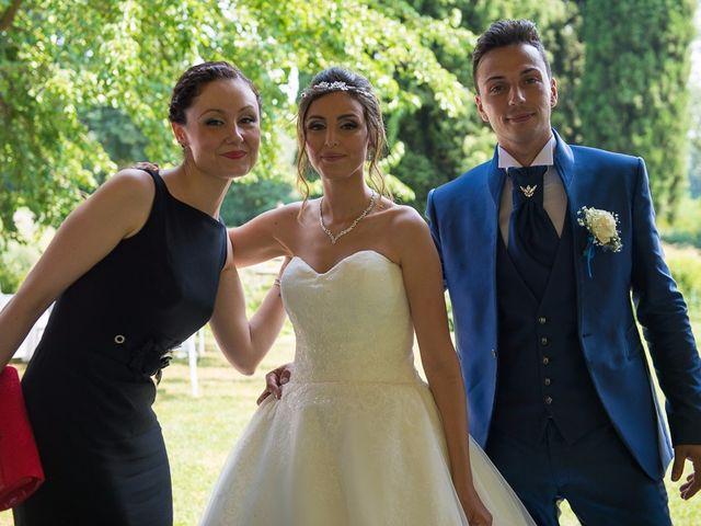 Il matrimonio di Alessandro e Rossella a Mantova, Mantova 209