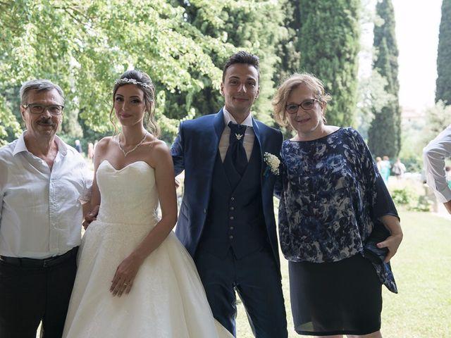 Il matrimonio di Alessandro e Rossella a Mantova, Mantova 210
