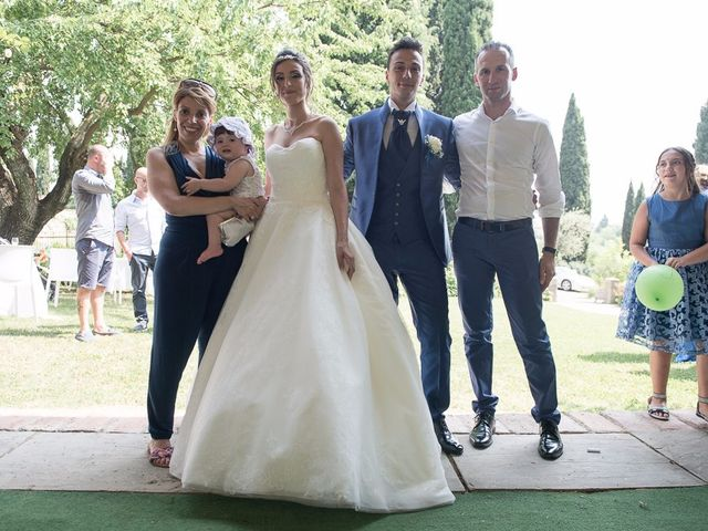 Il matrimonio di Alessandro e Rossella a Mantova, Mantova 211