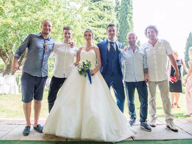 Il matrimonio di Alessandro e Rossella a Mantova, Mantova 215