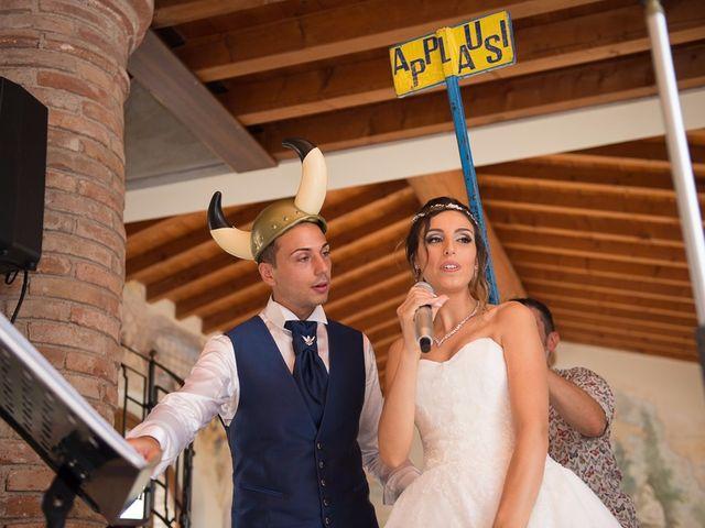 Il matrimonio di Alessandro e Rossella a Mantova, Mantova 231