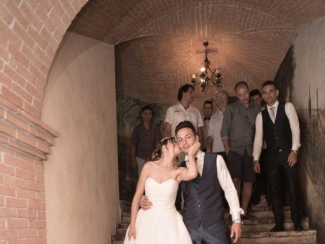 Il matrimonio di Alessandro e Rossella a Mantova, Mantova 234