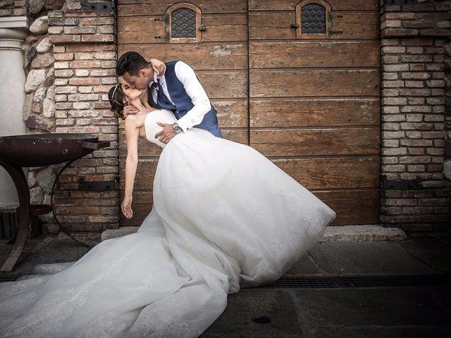 Il matrimonio di Alessandro e Rossella a Mantova, Mantova 241