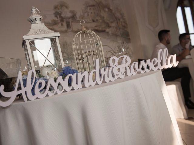 Il matrimonio di Alessandro e Rossella a Mantova, Mantova 249