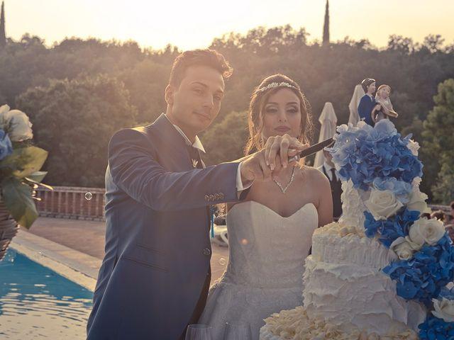 Il matrimonio di Alessandro e Rossella a Mantova, Mantova 258