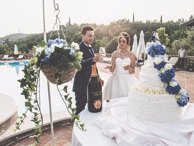 Il matrimonio di Alessandro e Rossella a Mantova, Mantova 262