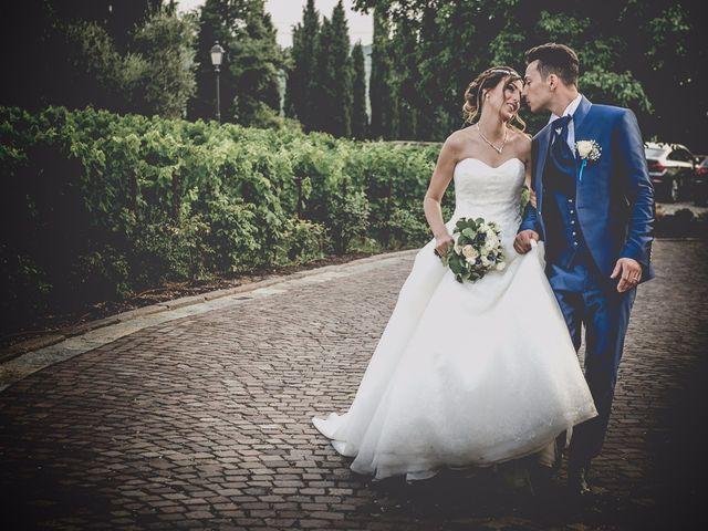 Il matrimonio di Alessandro e Rossella a Mantova, Mantova 267