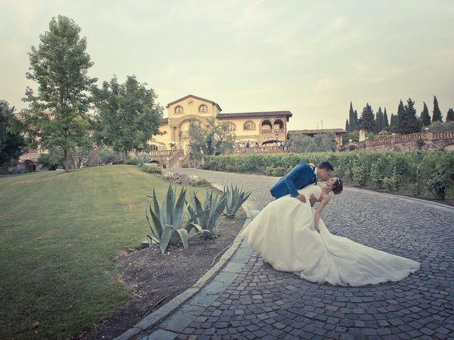 Il matrimonio di Alessandro e Rossella a Mantova, Mantova 270