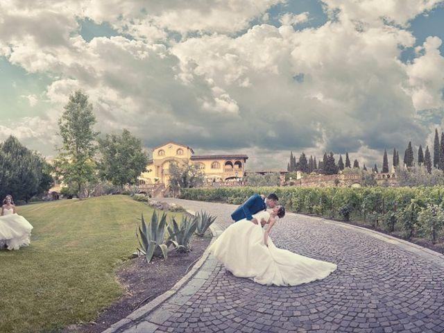 Il matrimonio di Alessandro e Rossella a Mantova, Mantova 2
