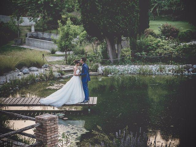 Il matrimonio di Alessandro e Rossella a Mantova, Mantova 281