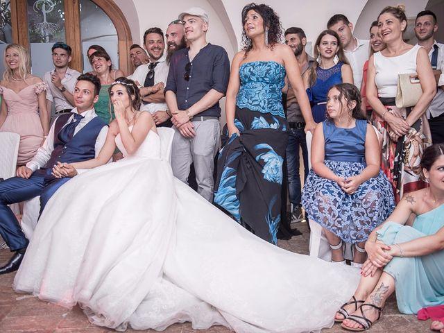 Il matrimonio di Alessandro e Rossella a Mantova, Mantova 290