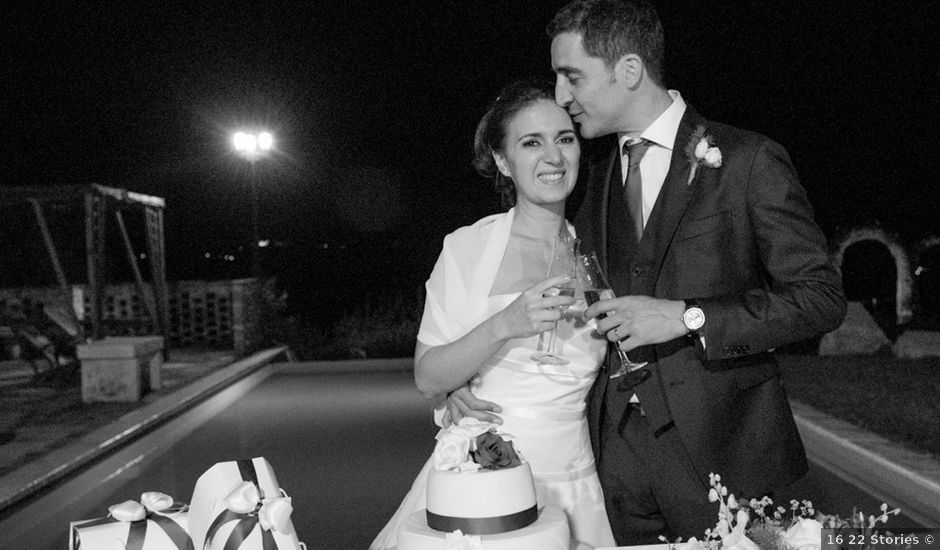 Il matrimonio di Matteo e Barbara a Garbagna, Alessandria