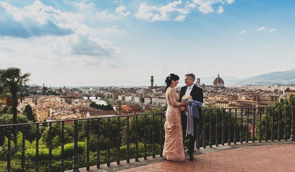Il matrimonio di Karina e Attilio a Prato, Prato