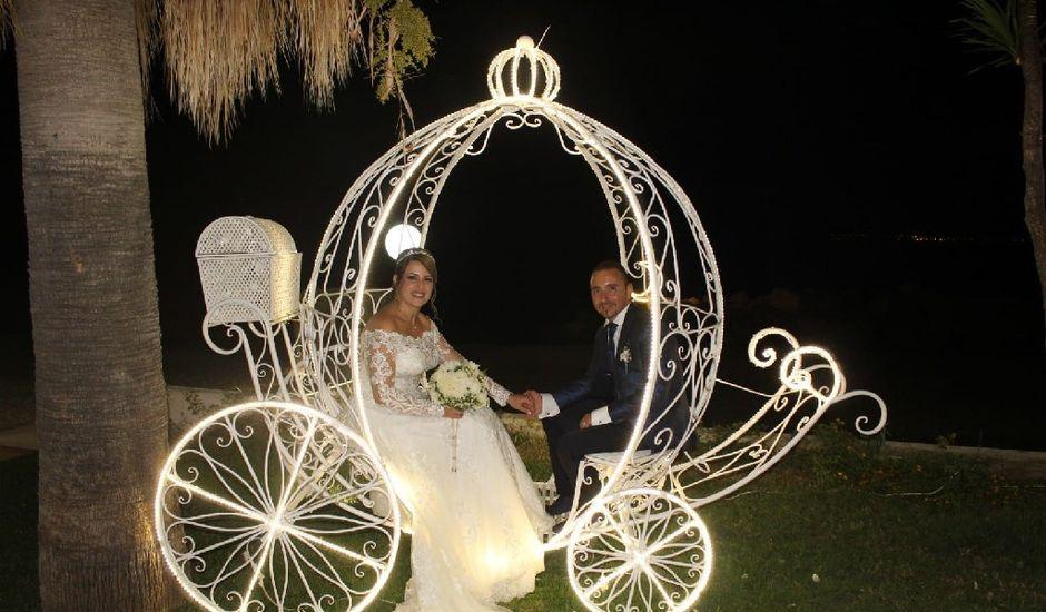 Il matrimonio di Massimo e Rosa a Mileto, Vibo Valentia