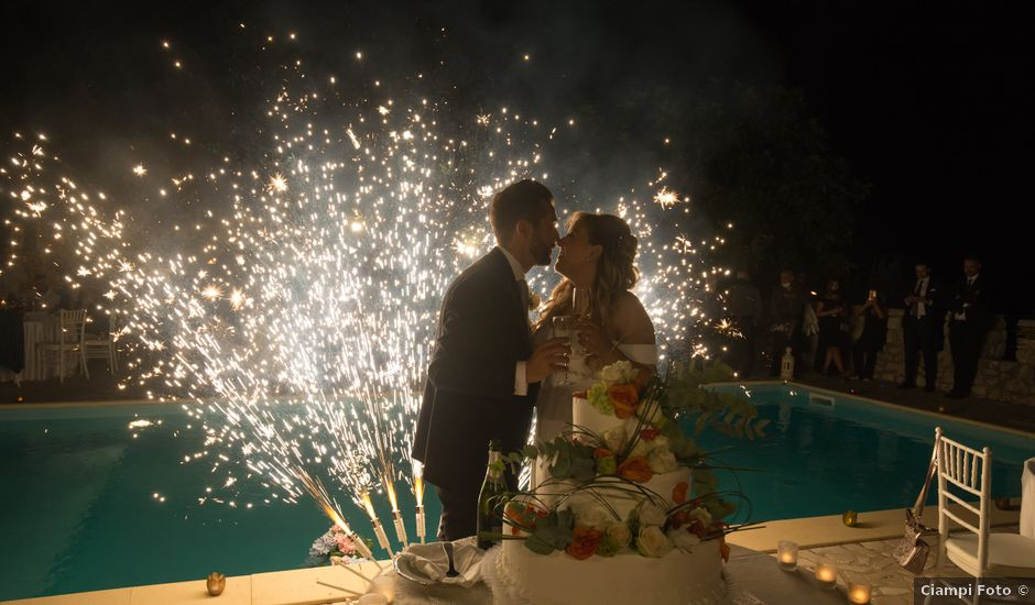 Il matrimonio di Eleonora e Andrea a Casaprota, Rieti