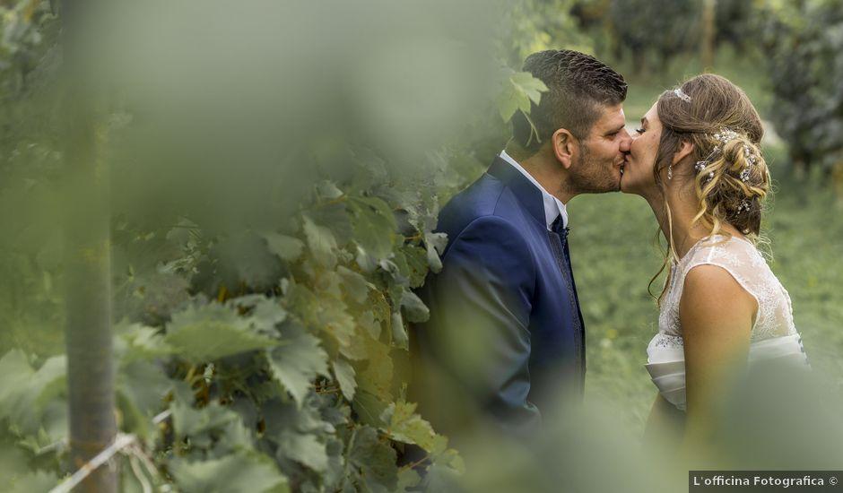 Il matrimonio di James e Alexandra a Serralunga d'Alba, Cuneo