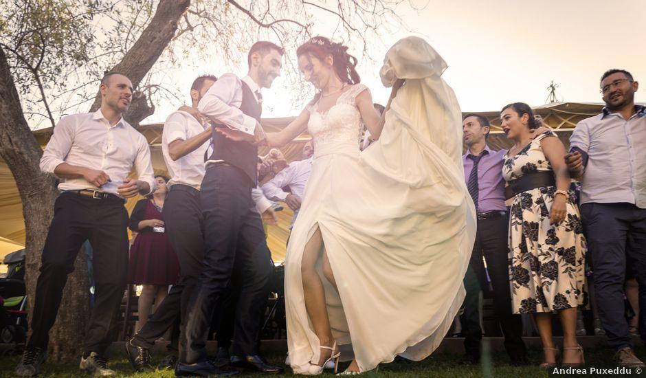 Il matrimonio di Jonathan e Francesca a Capoterra, Cagliari