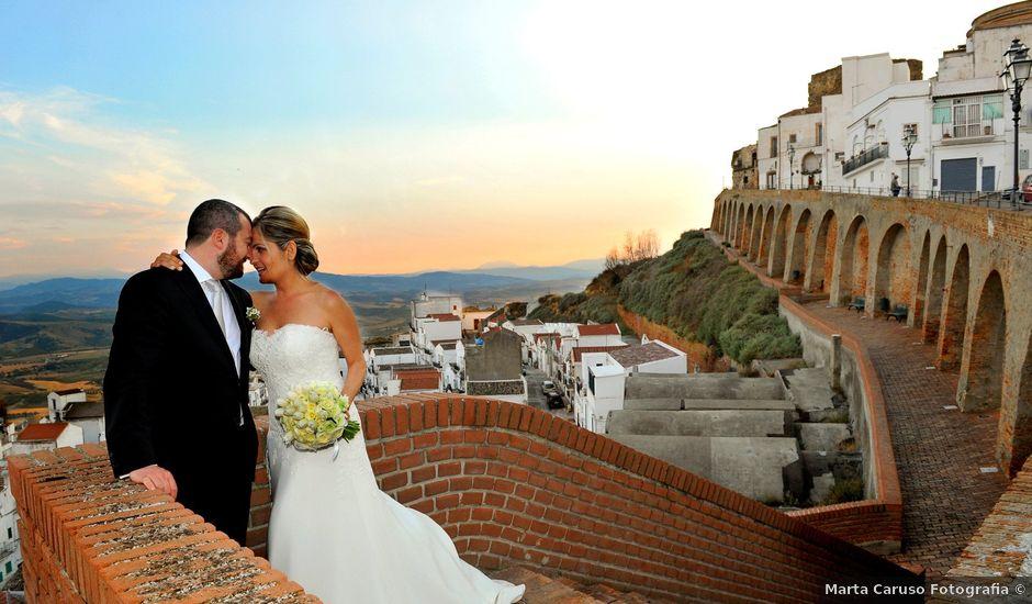 Il matrimonio di Nicola e Rita a Pisticci, Matera