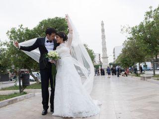 Le nozze di Gianmauro e Roberta