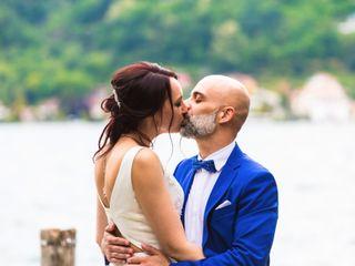 Le nozze di Aksana e Marcello