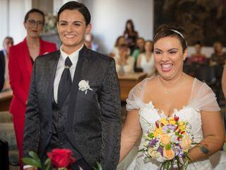 Le nozze di Federica e Francesca