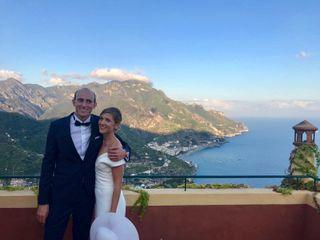 Le nozze di Veronica Moretti  e Alessandro Scognamiglio