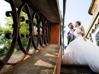 Le nozze di Vanessa e Arturo