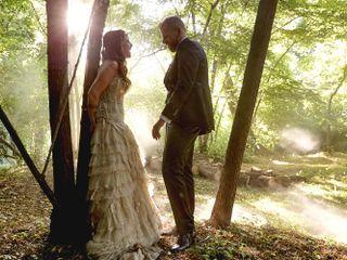le nozze di Ilenia e Giorgio 1