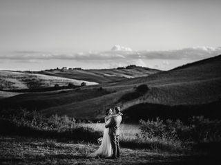 Le nozze di Elena e Alexis