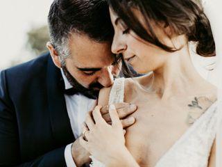 Le nozze di Benedetta e Davide