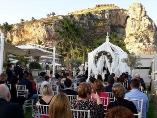 Le nozze di Pamela e Gianmarco 1