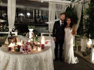 Le nozze di Pamela e Gianmarco