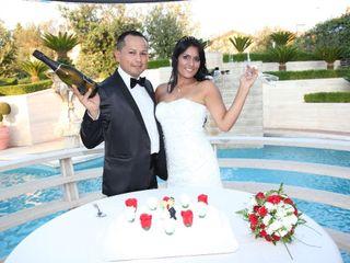 Le nozze di Monica e Wimper 1