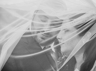 Le nozze di Nicole e Danjg
