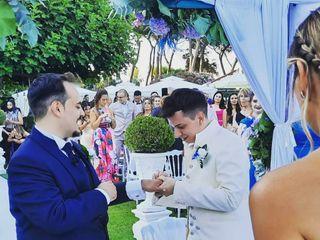 Le nozze di Jacopo e Marco