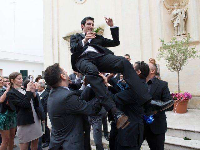 Il matrimonio di Roberta e Gianmauro a Arnesano, Lecce 7